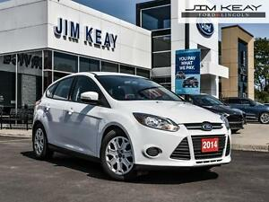 2014 Ford Focus SE HATCHBACK*AUTOMATIC*2.0L I4*WINTER PKG*HEATED