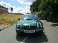 Jaguar X-Type 2.1 V6 Petrol
