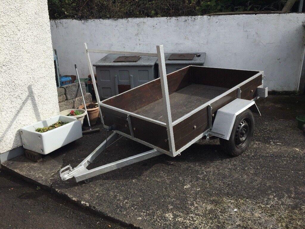 Car trailer for sale | in Ballymena, County Antrim | Gumtree