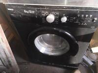 Beko Black Washing Machine