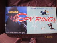 Spy ring board game