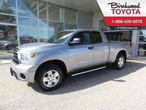 2012 Toyota Tundra 5.7L Double Cab TRD Local 1-Owner