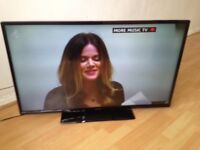 42'' Ultra Slim HITACHI 1080p LED Smart Tv Television