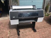 Epson Stylus Pro 7890 large scale Printer
