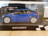 Minichamps 1:18 Ford Fiesta WRC Road models. Rally. Limavady