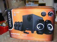 Creative Inspire T6300 (5.1) Surround Speaker System