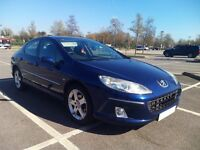 AUTOMATIC * DIESEL * PEUGEOT 407 2.0 HDI * LOW MILEAGE * VERY GOOD CAR