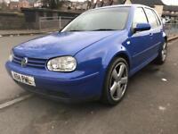 Volkswagen Golf Mk4 2.0 GTI - Y reg 2000 - MOT&TAX- not Astra fabia vrs ibiza a3 skoda Bmw audi