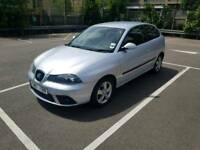 2007 SEAT IBIZA 1.2 FSH 1 OWNER FROM NEW. BARGAIN. CHEAP 1.4 1.2 VW AUDI GTI TDI
