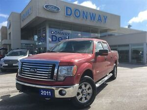 2011 Ford F-150 XLT | 4X4 | 3.5L Eco-Boost | SYNC| XTR PACKAGE