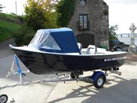 FISHING / DAY BOATS / ROWING BOATS - DIRECT TO YOU DOOR FROM THE UK BUILDER - SHOW DEALS SEE US SBS