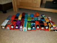 Thomas and friends trackmaster train bundle