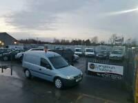 Vauxhall combo fridge van one owner from new