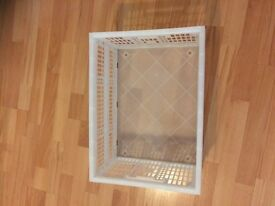 Hardly Been Used 3 Foldable Storage Boxes