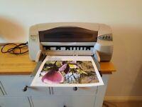 HP Desk Jet A3 Colour Printer 1220c