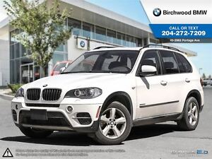 2011 BMW X5 35i Premium Sound Package Executive Technology & P