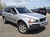 2006 Volvo XC90 ***2.5L TURBO***LEATHER SEATING***SUNROOF***JUST