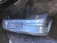 Vauxhall Astra mk5 rear bumper grey