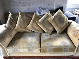 Beautiful sofa