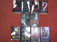 'The House of Night' Novel series of books