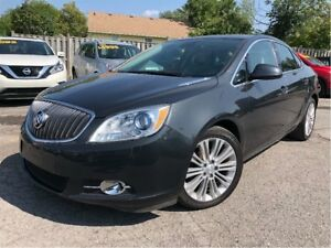 2014 Buick Verano BACK UP CAMERA MOONROOF CLOTH & LEATHER