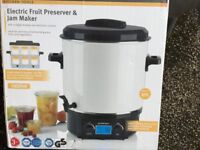 Jam Maker AND Soup / Beverage dispenser