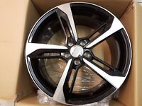 """VW Audi RS7 Style Wheels PCD 5x112 Available in 18"""" 19"""""""