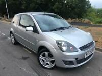 2007 57 Ford Fiesta zetec climate 1.4 Tdci 3 Door Hatchback # £30 Tax a year model # cheap insurance