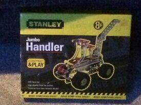 Stanley Jumbo Handler Construct and Play