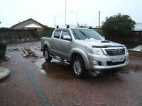 toyota hilux 30 invincible june 2013 NO VAT