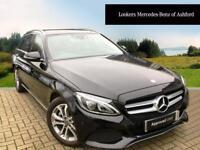 Mercedes-Benz C Class C 220 D SPORT PREMIUM PLUS (black) 2017-01-12