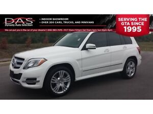 2013 Mercedes-Benz GLK-Class 350 4MATIC LEATHER/LOADED