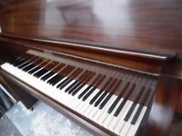 upright piano by bentley ---summer sale price---