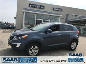 2013 Kia Sportage ACCIDENT FREE ONE OWNER LX BLUETOOTH HEATED SE