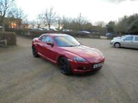 Mazda RX8 192ps (red) 2006