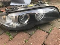 BMW E46 COUPE/CONVERTIBLE PARTS CHEAP O/S WING O/S HEAD LIGHT M SPORT SIDE SKIRTS