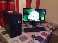 HP COMPAQ DX2300 /2GB RAM/80GB HDD STORAGE/WINDOWS 7