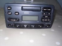 FORD 3000 CASETTE PLAYER