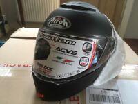 Airoh Phantom Black Matt Helmet PH111- Size L - NEW