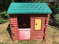 Little Tikes Logcabin Playhouse