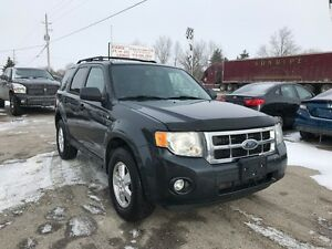 2008 Ford Escape XLT - LEATHER - AWD