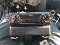 Glanza stereo din brackets blank plate and usb Kenwood head unit
