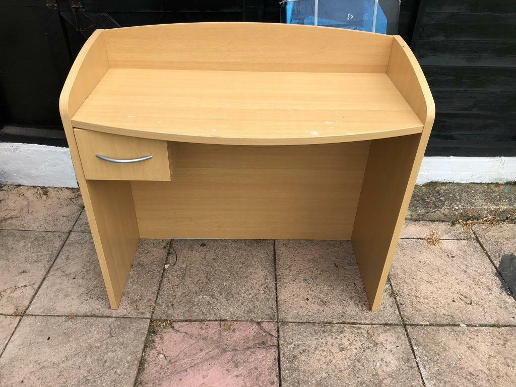 Amazing Solid Beech Dressing Table Excellent Quality 87Cm Length 50Cm Depth In Luton Bedfordshire Gumtree Download Free Architecture Designs Terchretrmadebymaigaardcom