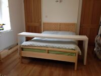 Ikea MALM occasional table (over-bed table, study surface, desk, stand) FREE TO COLLECT