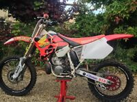 Honda cr250 super evo 1993