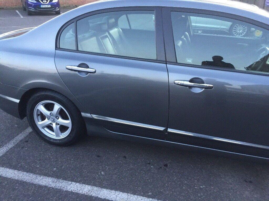 Finally letting go my much love fuel efficient Honda hybrid | in ...