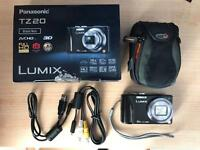 Panasonic TZ20 LUMIX - Mint condition