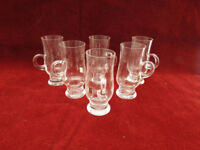 LIQUEUR COFFEE GLASSES