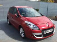Renault scenic automatic navigation top of the range