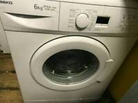 Beko A+AA 1500 rpm 6kg Washing Machine *Bargain*